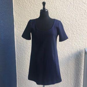 Theory Wool Blend Dress